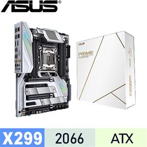 ASUS華碩 PRIME X299 EDITION 30 主機板