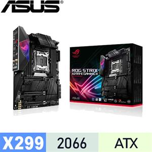 ASUS華碩 ROG STRIX X299-E GAMING II 主機板