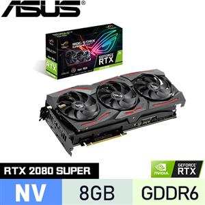 ASUS華碩 GeForce ROG-STRIX-RTX2080S-A8G-GAMING 顯示卡