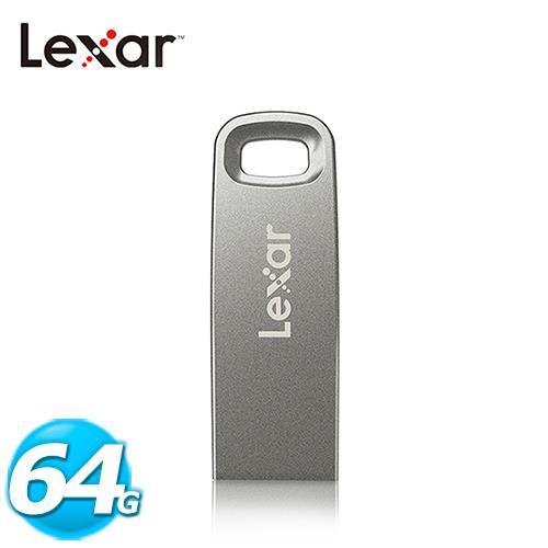 Lexar JumpDrive M45 USB3.1金屬隨身碟 64GB