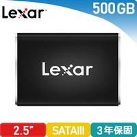 Lexar Professional SL100 Pro 500GB  黑色 2.5吋 SSD