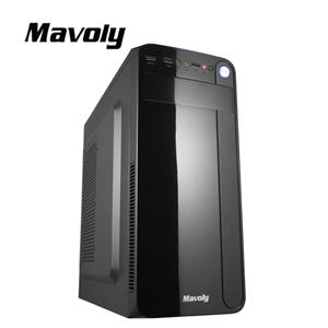 Mavoly 松聖 哈密瓜 USB3.0 黑化機殼-黑