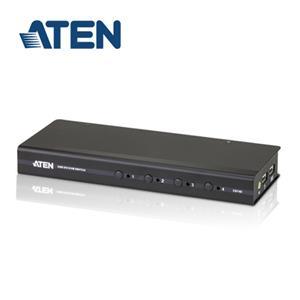 ATEN 宏正 CS74D 4埠USB DVI/音訊 Slim KVM多電腦切換器
