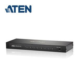 ATEN 宏正 VS0801A 8埠VGA 音訊切換器附自動切換功能