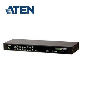 ATEN 宏正 CS1316單機 16埠PS/2-USB VGA KVM多電腦切換器