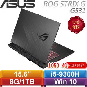 ASUS華碩 ROG STRIX G G531GD-G-0051C9300H 15.6吋電競筆電