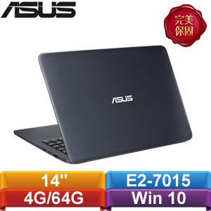 ASUS華碩 L402YA-0082BE27015 14吋筆記型電腦 紳士藍 ★