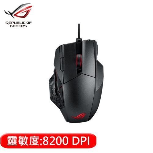ASUS 華碩 ROG Spatha 電競滑鼠