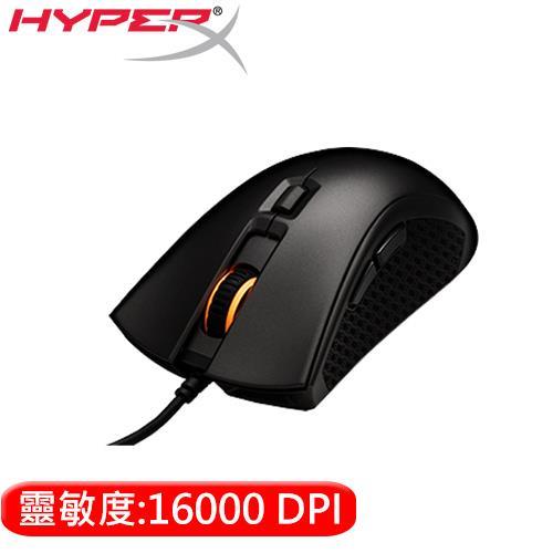 HyperX 金士頓 Pulsefire FPS Pro RGB 電競滑鼠 (HX-MC003B)