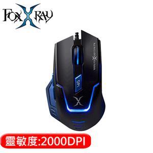 FOXXRAY 狐鐳 FXR-BM-31 妖靈獵狐電競滑鼠