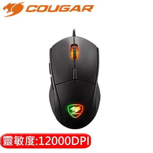 COUGAR 美洲獅 MINOS X5 電競滑鼠