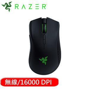 Razer 雷蛇 Mamba 曼巴無線滑鼠 + Firefly HyperFlux 滑鼠墊