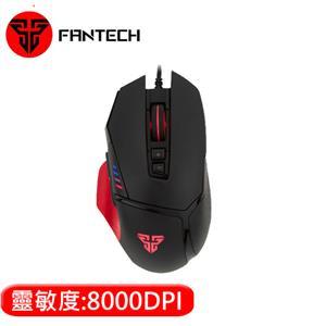 FANTECH X11 DAREDEVIL RGB專業電競遊戲滑鼠