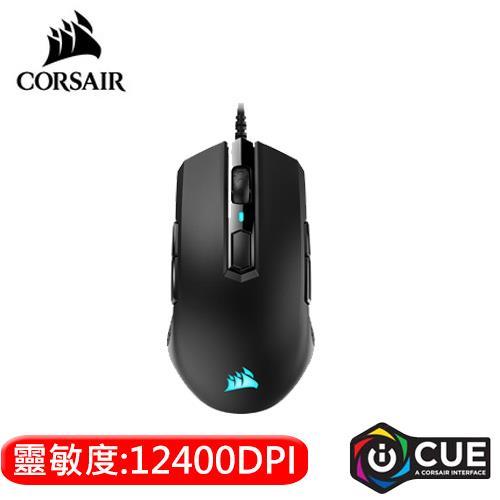 CORSAIR 海盜船 M55 RGB PRO 電競滑鼠