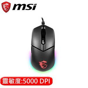 MSI 微星 CLUTCH GM11 電競滑鼠