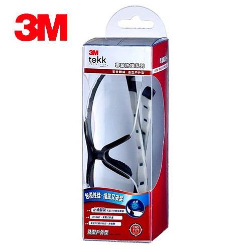 3M Tekk Protetion 安全眼鏡 1576 造型戶外款