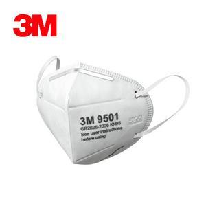 3M 9501空污微粒防護口罩5片包