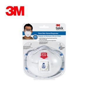 3M Tekk 防油煙異味口罩-閥型舒適款