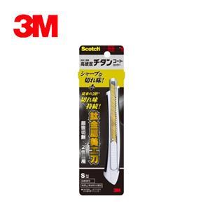 3M Scotch 鈦金屬美工刀片 S型