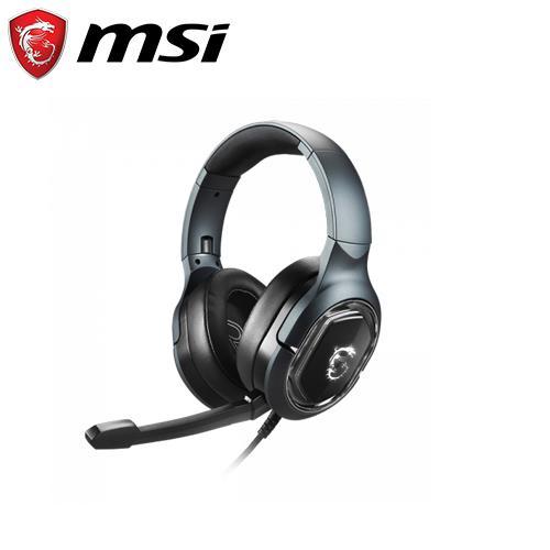 MSI  IMMERSE GH50 GAMING 電競耳機