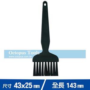 Octopus 防靜電直柄刷 中 43x25mm(578.232)