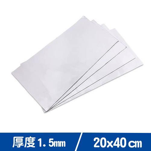 1.5mm 矽膠散熱墊 (灰色)