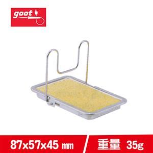 goot 日本 攜帶型焊嘴清潔海棉盒