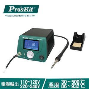 Pro'sKit寶工 LCD 智慧型溫控焊台 SS-257E