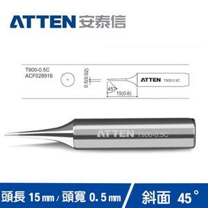 ATTEN安泰信 T900系列 0.5C斜面烙鐵頭 T900-0.5C