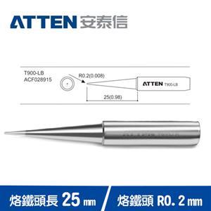 ATTEN安泰信 T900系列 細長特尖烙鐵頭 T900-LB