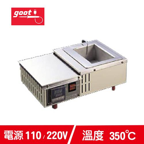 goot日本 方型錫爐 POT-100C (110V)