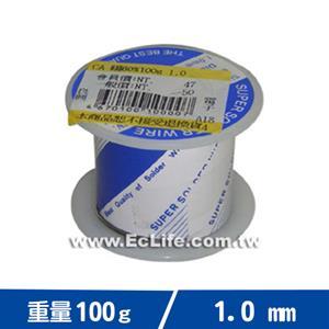 焊錫60% 100g 1.0mm