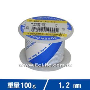 焊錫60% 100g 1.2mm