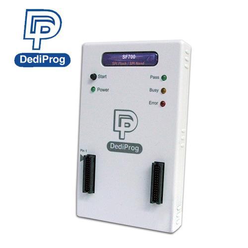 DediProg岱鐠 SF700 SPI Flash 燒錄器