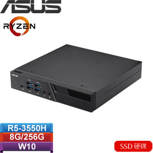 ASUS華碩 Mini PC 迷你電腦 PB50-R35U2TA