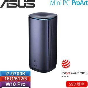 ASUS華碩 Mini PC ProArt 專業迷你桌上型電腦 PA90-97KBPQE
