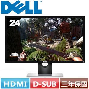 R3【福利品】DELL 24型 電競液晶螢幕 SE2417HG.