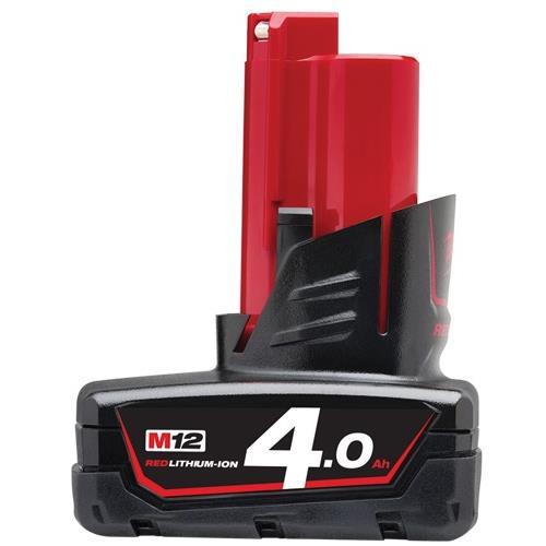 Milwaukee 米沃奇12V鋰電電池 4.0AH