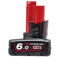 Milwaukee 米沃奇 12V鋰電電池 6.0AH
