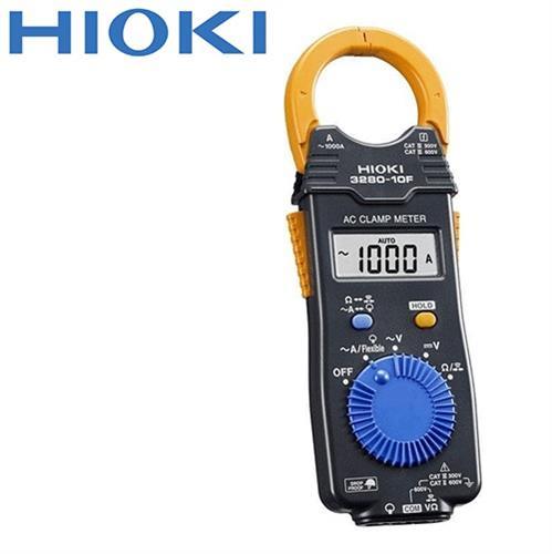 HIOKI 迷你超薄型交流鉤錶 3280-10F