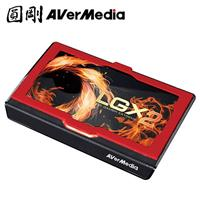 【AVerMedia 圓剛】LGX2 個性化實況擷取盒GC551