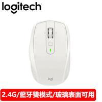 Logitech 羅技 MX Anywhere2S 無線滑鼠 白