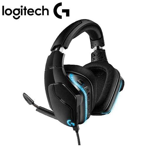 Logitech 羅技 G633s RGB 7.1聲道電競耳機【65折▼原$4290 現省1500】