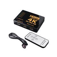 HDMI 1.4b 影音切換器 5進1出+遙控器