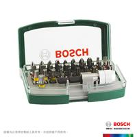 BOSCH 32件式起子頭組