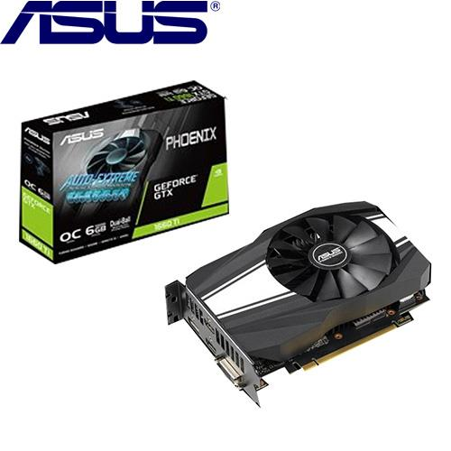 ASUS華碩 GeForce PH-GTX1660TI-O6G 顯示卡