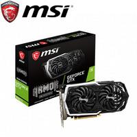 MSI微星 GeForce GTX 1660 Ti ARMOR 6G OC 顯示卡