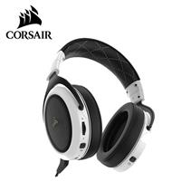 CORSAIR 海盜船 HS70 無線電競耳機麥克風 白