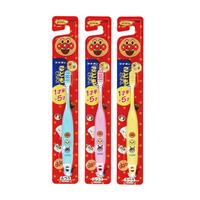 日本獅王 麵包超人牙刷1.5~5歲兒童適用X6支 (顏色隨機出貨)