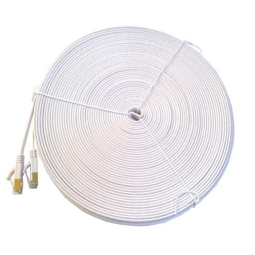 光纖網路專用工程級 CAT7 高速扁型線 30m